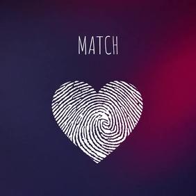 Album art video love match