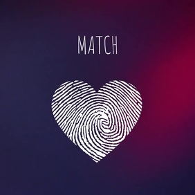 Album art video love match