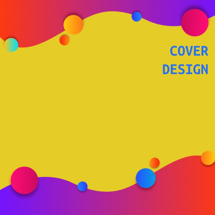 Album cover,cover design Albumhoes template