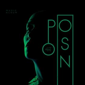 ALBUM COVER | POISON Message Instagram template