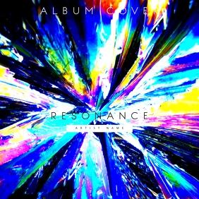 Album Cover | Resonance
