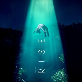 ALBUM COVER | RISE Instagram Plasing template