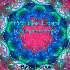 "Album Cover ""Kaleidoscope"""
