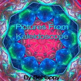 "Album Cover ""Kaleidoscope"""