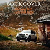 Album cover BOOK COVER 专辑封面 template