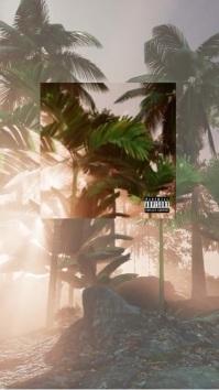 Album Cover Challenge on TikTok Template Instagram na Kuwento