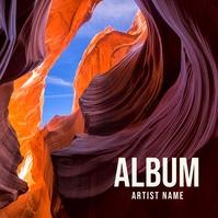 album cover ปกอัลบั้ม template