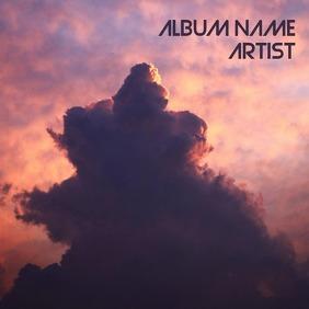 Album Cover 专辑封面 template
