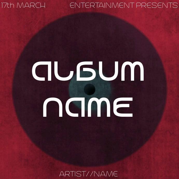 Album Cover Design Video