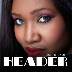Album Cover Template