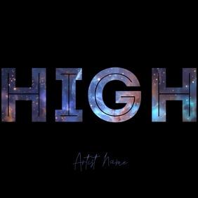 Album cover space video