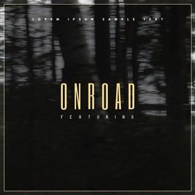 Album cover video