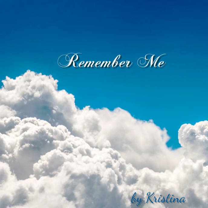 "Album or Book Cover ""Remember Me"""