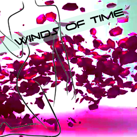 "Album or Book Cover ""Winds of Time"""