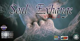 Album Sound cloud Art Imagem partilhada do Facebook template