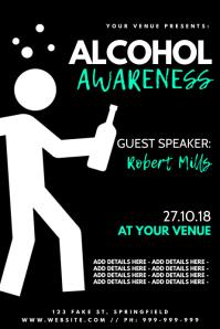Alcohol Awareness Poster