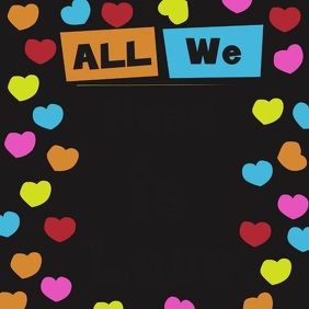 All We Need Is Love funny post