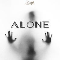 Alone album cover template Albumcover