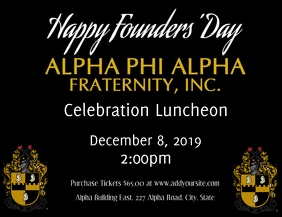 Alpha Celebration