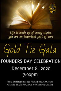 Alpha Founders Day