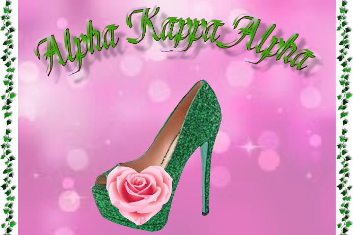 Alpha kappa alpha flyer template postermywall alpha kappa alpha flyer colourmoves