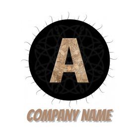 Alphabet 'A' logo