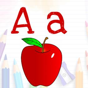 alphabet a alphabets