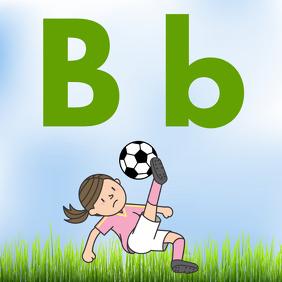 alphabet b alphabets