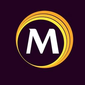 alphanumeric logo or company icon