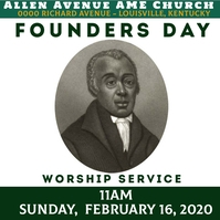 AME Church Founders Day