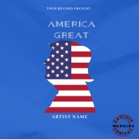 america great Music Mixtape/Album Cover A