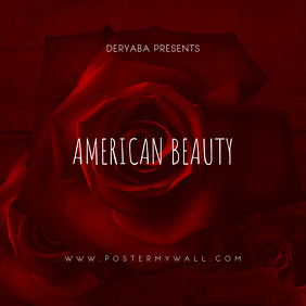 American Beauty Flower CD Cover