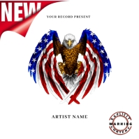 american Music Mixtape/Album Cover A