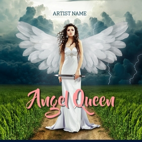 Angel Queen Album Art