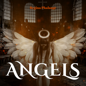 Angel Rock Music Deep Album Cover Template
