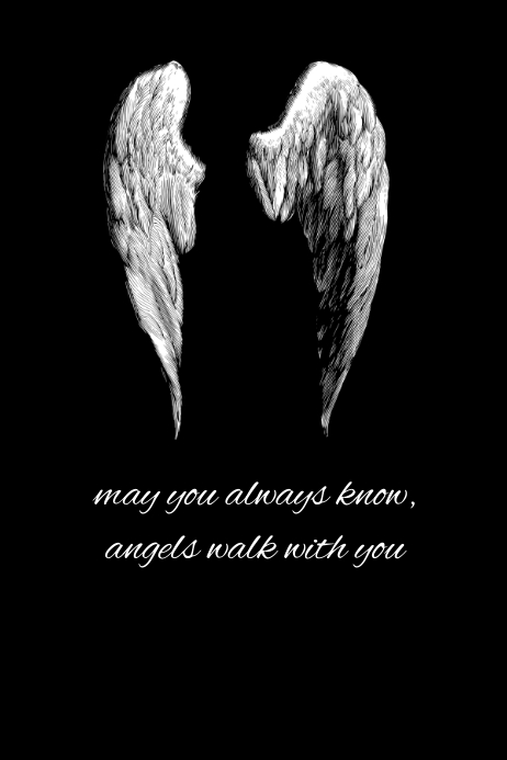 Angels Walk With You