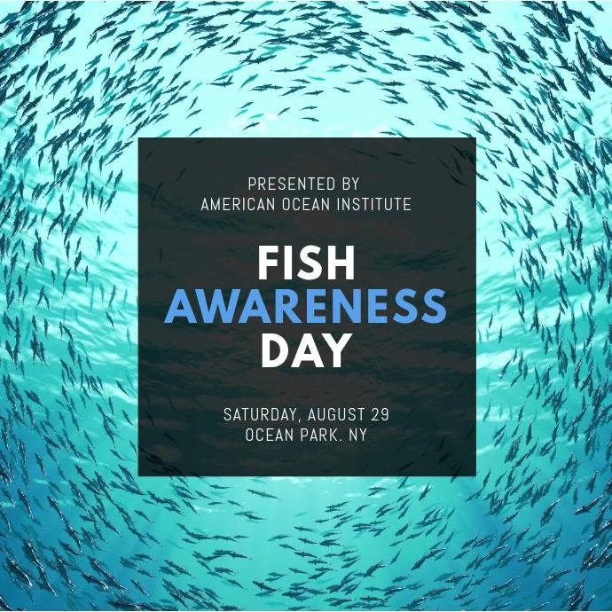 Animal Awareness Event Instagram Post Template