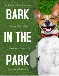 Animal Awareness Fundraiser Flyer Template