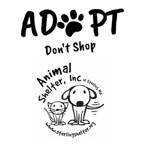 Animal shelter Logo template
