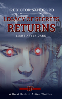 Animated Adventure Book Cover