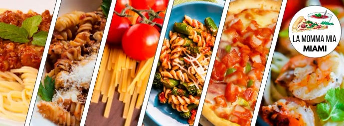 Animated Facebook Cover Restaurant template