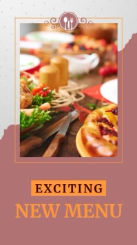 Animated Restaurant Coming Soon Instagram Sto