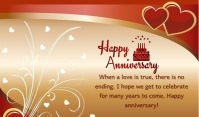 Anniversary Tag template