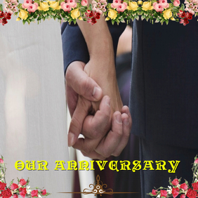 Anniversary Template Wedding, 25, 50 wedding anniversary