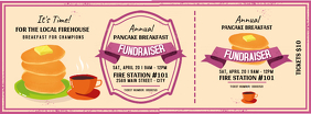 Annual Breakfast Fundraiser Ticket Facebook Cover