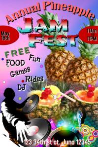 Annual Pineapple Jam Fest
