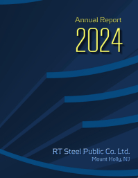 Annual Report 2024 (Front)