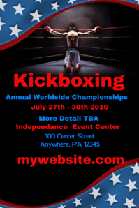 Annual Worldside Kickboxing Championships