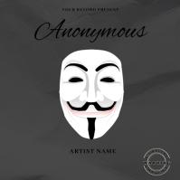Anonymous Music Mixtape/Album Cover A