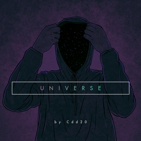 Anonymous Universe CD Cover Music
